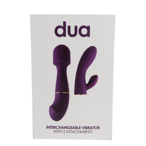 Loving Joy DUA Interchangeable Vibrator