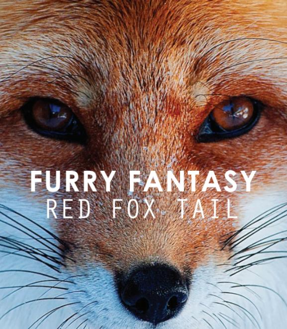 Furry Fantasy Tail Plugs