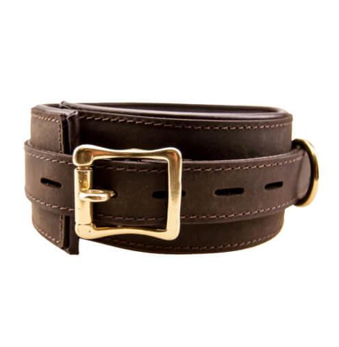 Bondage Collar for Restraining