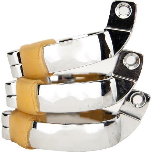 Impound Metal Cock Ring