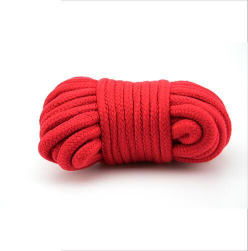 Red Bondage Rope
