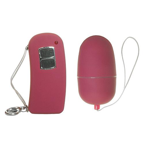 Loving Joy Remote Controlled Wireless Egg Vibrator